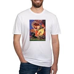 Mandolin Angel & Doxie (BT) Shirt