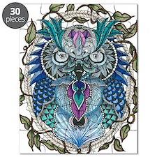 midnight Owl Puzzle