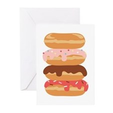 Sweet Donuts Greeting Cards