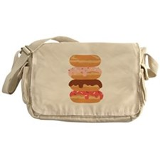 Sweet Donuts Messenger Bag