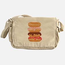 Sweet Donuts Messenger Bag