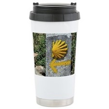 El Camino de Santiago d Travel Coffee Mug