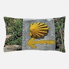 El Camino de Santiago de Compostela, S Pillow Case
