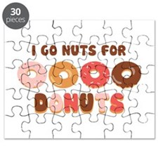 Go Nuts for Donuts Puzzle