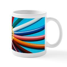 Colorful pencil crayons Mugs