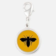 capblack-beekeeper-stencil Charms