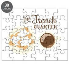 The French Quarter Beignets Puzzle