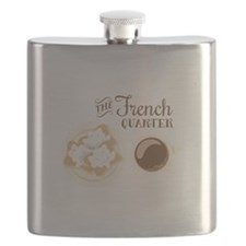 The French Quarter Beignets Flask