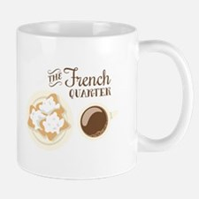 The French Quarter Beignets Mugs