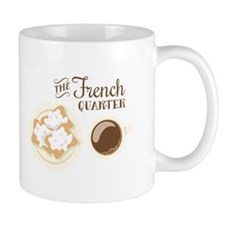 The French Quarter Beignets Mugs