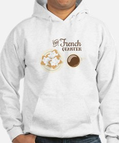 The French Quarter Beignets Hoodie