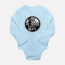 Sbsc Ska Logo Long Sleeve Infant Body Suit