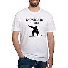 Snowboard Addict T-Shirt