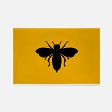 capblack-beekeeper-stencil Magnets