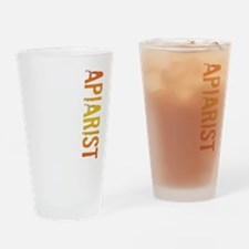 stamp-apiarist.png Drinking Glass