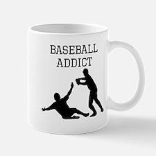 Baseball Addict Mugs