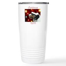 Funny Aussie dog Travel Mug