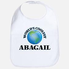 World's Coolest Abagail Bib