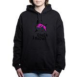 Check meowt Hooded Sweatshirt
