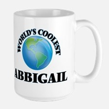 World's Coolest Abbigail Mugs