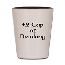 +2 Cup of Drinking Shot Glass