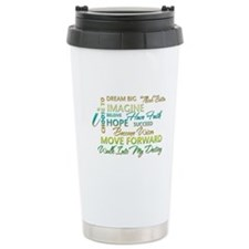 Cute Inspirational quotes Travel Mug