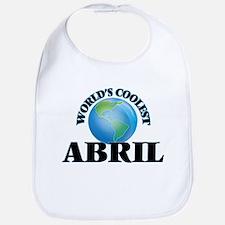 World's Coolest Abril Bib