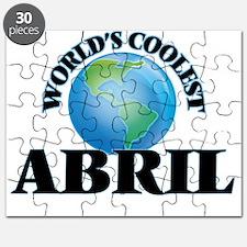 World's Coolest Abril Puzzle