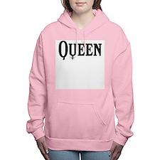 queen.png Women's Hooded Sweatshirt