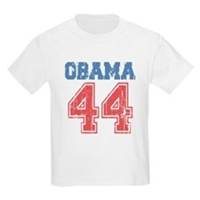 team-obama44D T-Shirt