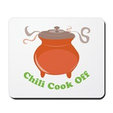 Chili Cook Off Mousepad