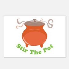 Stir The Pot Postcards (Package of 8)