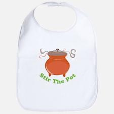 Stir The Pot Bib