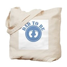 Dad to Be Tote Bag