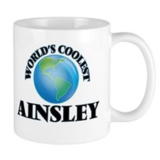World's Coolest Ainsley Mugs