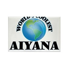 World's Coolest Aiyana Magnets