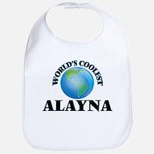 World's Coolest Alayna Bib