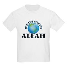 World's Coolest Aleah T-Shirt