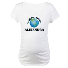 World's Coolest Alejandra Shirt