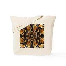 Ball Python Tote Bag