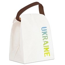 Ukraine Canvas Lunch Bag