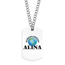 World's Coolest Alina Dog Tags