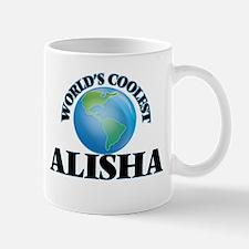 World's Coolest Alisha Mugs