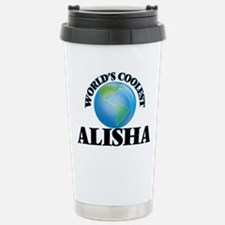 World's Coolest Alisha Travel Mug
