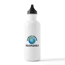 World's Coolest Alondr Sports Water Bottle