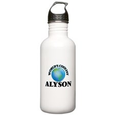 World's Coolest Alyson Water Bottle