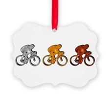 Cycling Ornament