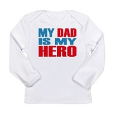 Hero Dad Long Sleeve T-Shirt