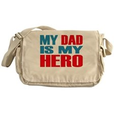 dadhero.png Messenger Bag