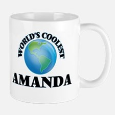 World's Coolest Amanda Mugs